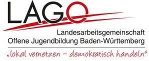Logo der Lago Landesarbeitsgemeinschaft Offene Jugendarbeit