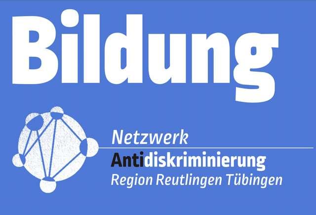 """Schriftzug """"Bildung"""""""