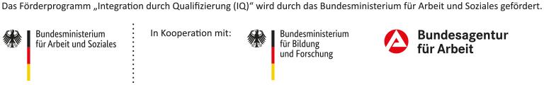 Logoleiste der Förderer