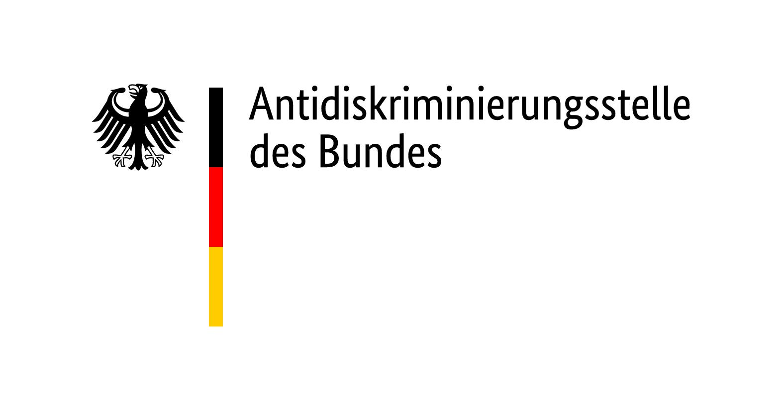Logo Antidiskriminierungsstelle des Bundes
